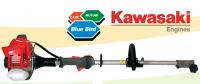 A Kawasaki πολυμηχανημα κινητηρας απο tj35  e ΚΟΝΤΑΡΟΠΡΙΟΝA ΔΙΑΙΡΟΥΜΕΝΑ TJ 35 E (ΑΞΟΝΑΣ ITAΛΙΑΣ Ø 24 MM)