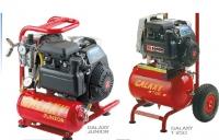 Honda αεροσυμπιεστης zanon βενζινοκινητο 5hp 225lit/min