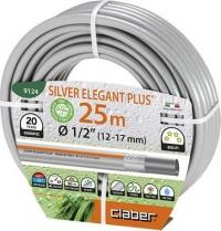 Α Λάστιχο ποτίσματος ατοξικο non toxic πίνεται Μπορείτε νά πίνετε silver  claber δεντσακίζει 15m 1/2 made in italy εγγύηση 20 χρόνια!!!!!