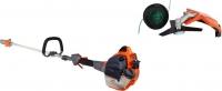 A OLEO MAC BC241SP Πολυμηχάνημα βενζίνης 2σε1 Κονταροπρίονο + Θαμνοκοπτικό  Το ελαφρύτερο κονταροπρίονο μόνο 4.5kg* Οικολογικός κινητήρας 1.2hp Burn-Right Διάφανο δοχείο καυσίμου για εύκολη επιθεώρηση Primer καυσίμου για εύκολη εκκίνηση Εργονομική λαβή γι