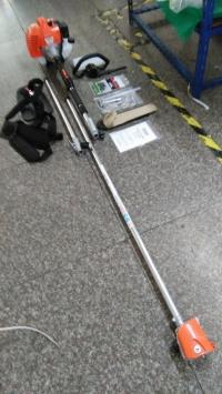 A BAX ΒΕΝΖΙΝΟΚΙΝΗΤΟ ΚΟΝΤΑΡΟΠΡΙΟΝΟ 43cc (B-Z43pro με προεκταση 1 μετρο 2,4+1=3,4 μετρα  2,5hp