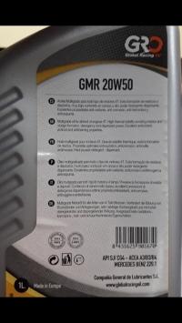 AAA Για βενζίνης και πετρελαίου κινητήρα sae 20w50 GRO oils Holland 1lt 1 λίτρο  ολλανδικά made in Europe για βενζινοκινητήρες αγροτικών χρήσεων αγροτικής χρήσης  τα συστήνει και η Mercedes Benz Germany και η Man FILTERS