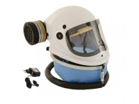 Kasco prof 88 iμασκα προστασιας ψεκασμου αντιθαμβωτικη 8 ωρων με μπαταρια και φιλτρα ανθρακα ενεργου 2,2kg