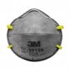 3M Μάσκα σκόνης σωματιδίων μίας  χρήσης ενεργού άνθρακα 9913 3M FFP1  P1.και η 9914 P1 με βαλβίδα εκπνοή.  για ψεκασμούς και χημικά