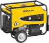 A   GS 065150E  zeus της Lam Βενζινοκίνητη Γεννήτρια  6,5kw περιγραφή   περιελιξη χαλκού AVR σταθεροποιητης τάσης. Εκκίνηση με μίζα.  Ισχύς (H/z) max:6.5 KW  Συνεχές ρεύμα DC: 12V/8.3A  Ρευματοδότες AC: 2x230V Κυβισμός : 420 cc Χωρητικότητα δοχείου : 25 L