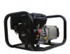 A HYUNDAI Model: 4200Η  Ισχύς: 4,2KVA Volt: 230 Κινητήρας: βενζίνης Eκκίνηση: Χειρόμιζα Γεννήτρια: LINZ ΙΤΑΛΙΑΣ