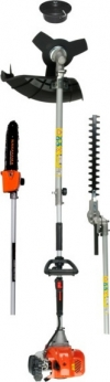 A Ps 5000 4σε1 Πολυμηχάνημα βενζίνης NAKAYAMA 2,2hp 4 σε 1  Χαρακτηριστικά:  Κυβισμός 52cm3 Ισχύς 2.2hp Συνολικό μήκος 2.20m Βάρος 6.8kg