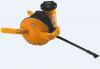Θειωτήρας MISTRAL χωρητικότητας1.5 kg με αναδευτήρα