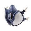 3M™ 4255 με + FFA2P3 P3 αέριων φιλτρα ατμούς ατμών και σκόνης σωματιδίων. Μάσκα Με Ενσωματωμένα Φίλτρα 4255+ 3M™ 4255 FFA2P3 RD Έτοιμη για χρήση μάσκα μισού προσώπου Προστασία από Οργανικούς Ατμούς + Σωματίδια Σχεδίαση χαμηλού προφίλ,για καλύτερη περιφερε