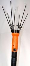 Jolly v12 ελαιοραβδιστικο ανθροκωνηματα ιταλικο made in italy dy jolly 12volt electric τηλεσκοπικο 1,7-3,1m καλωδιο 14m καταναλωση 3-6ah 1.6kg βαρος! Αποδοση 140-195kg/ωρα. 1400χτυποι το λεπτο