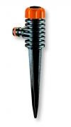 Εκτοξευτης νερου μπεκ ποτισματος 48660 claber διαμετρο ποτισματος 7 μετρα.Σε ακτινα 3,5 μετρα  claber made in italy καρφωτος