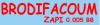 BRODIFACOUM ZAPI 0.005 BB