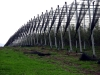 Δίχτυα αντιχαλαζικα 200 μετρα μήκος × 1×2×3×4×5×6 m