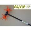 Ελαιοραβδιστικο αχινός ολιβιο olv05 12v μπαταρία ή δυναμό ηλεκτρ