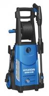 A HYUNDAI Model: ΗPW165B Ισχύς: 2,2Kw Πίεση max: 165bar Απόδοση: 378Lt/h Tάση: 220V Βάρος: 11Kg