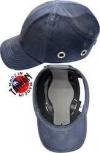 Βιομηχανικής χρήσης καπέλα καπέλο προστασίας με πλαστικό εντός Και σφουγγάρι kapriol Italian design