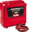 TELWIN TOURING 18 180Ah Αυτόματος φορτιστής/συντηρητής μπαταριών WET, GEL, AGM, MF, SPIRAL, START-STOP  12/24 V. Με προστασία υπερφόρτισης και αναστροφής πολικότητας. Με προειδοποιητικό LED για την κατάσταση φόρτισης.      Τεχνικά Χαρακτηριστικά  CODE 807