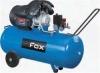 Αεροσυμπιεστής 100lt μονομπλοκ ψυξη με λαδι  lam  fox FL 100/3V  Δοχείο 100lt  Τάση 230Volt  Ισχύς 3Hp  Απόδοση 412lt/min  Πίεση 8bar
