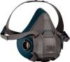 3M™ 6502 Μάσκα Μισού Προσώπου    6502  Οι 3M™ Επαναχρησιμοποιούμενες Μάσκες Μισού Προσώπου 6500 έχουν σχεδιαστεί για σκληρά και βρόμικα περιβάλλοντα εργασίας.  Η ανθεκτική προσωπίδα σιλικόνης συμβάλλει στην άνεση, την ανθεκτικότητα και τη σταθερότητα Σχεδ